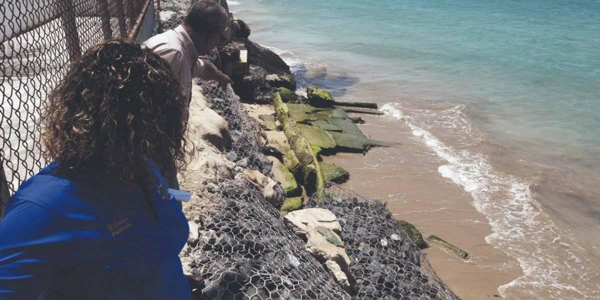 Analizan el impacto de María en el cambio de las costas de la isla