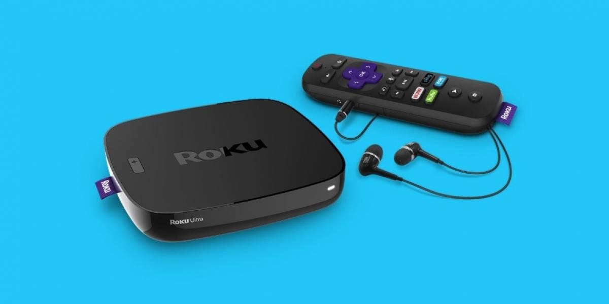 Roku traerá a México tres poderosos dispositivos de streaming