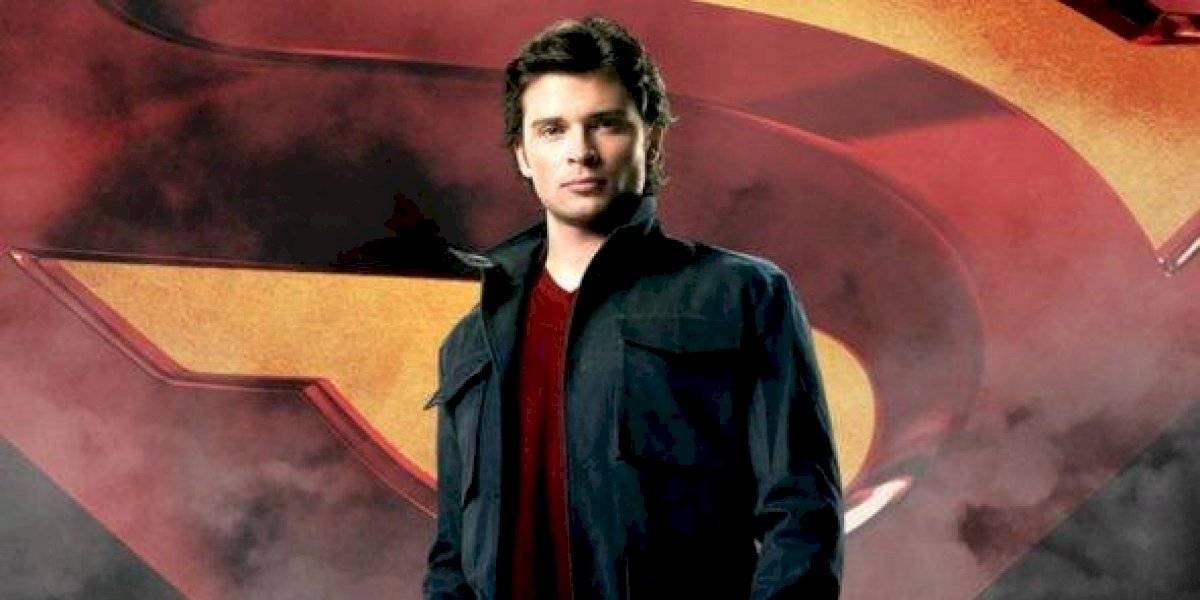 Tom Welling regresa como Superman y sorprende con su nuevo aspecto