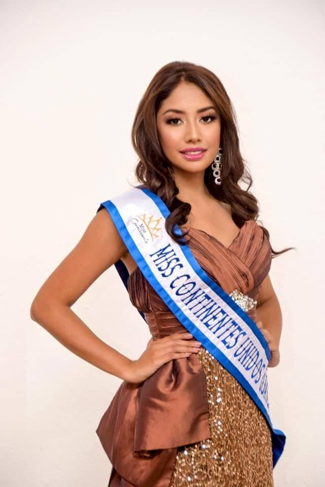 Michelle Lara - Miss Continentes Unidos