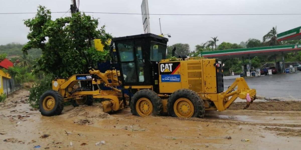 Programa ATM ayuda en recuperación tras huracán en Jalisco