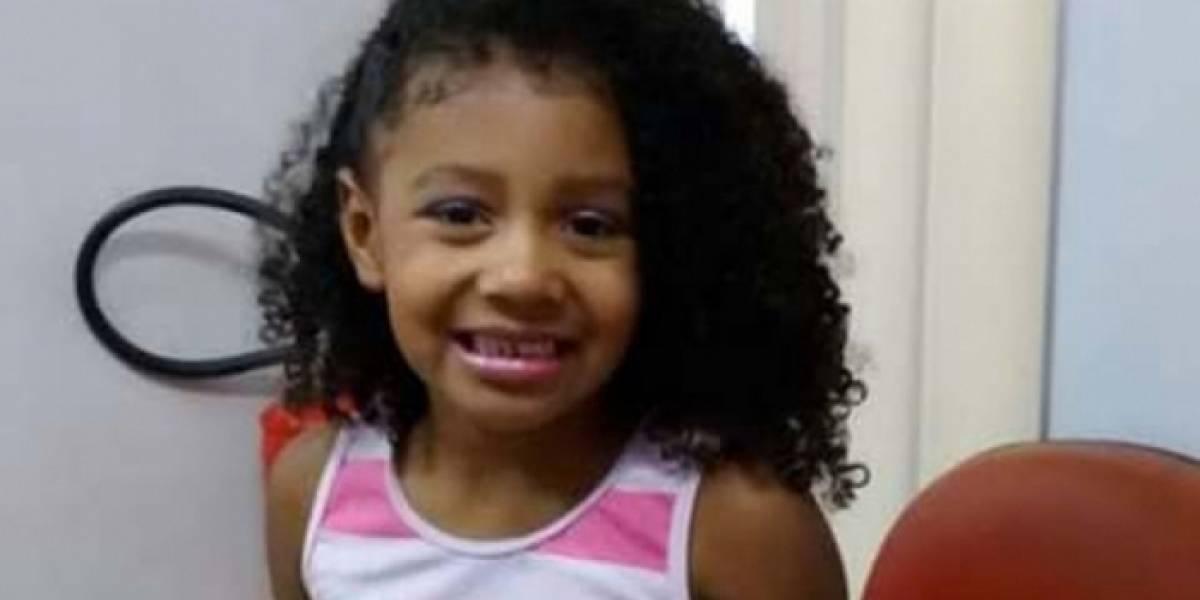 Menina de oito anos morre no Rio após ser atingida por tiro dentro de veículo