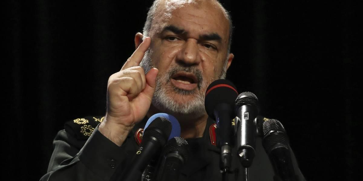 """""""No calculen mal y no cometan un error"""": guardia iraní asegura estar lista """"para cualquier escenario"""""""