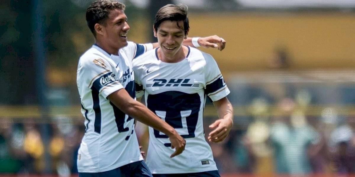 VIDEO: Hermano de Hirving Lozano marca golazo en la Liga Premier