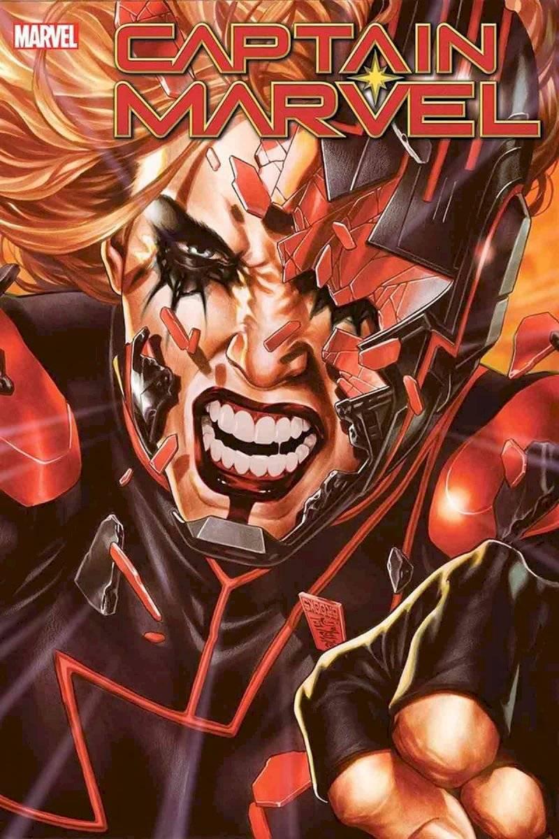 Se revela que Capitana Marvel matará a un Avenger