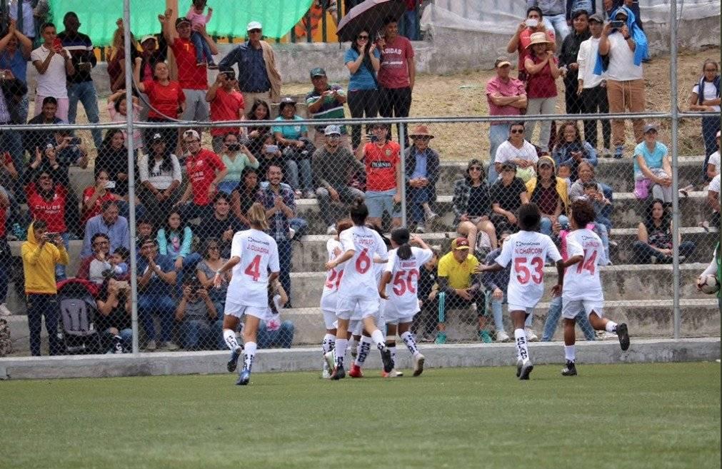 Ñañas vs Deportivo Cuenca: Las