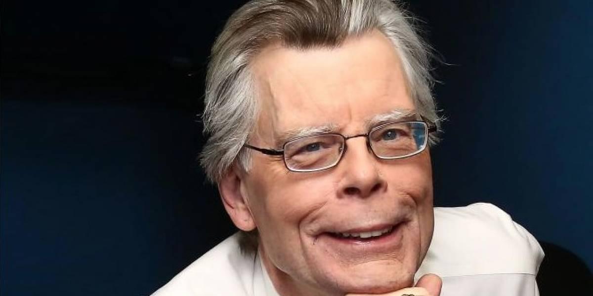 Stephen King: Este libro suyo te enseña a escribir Terror