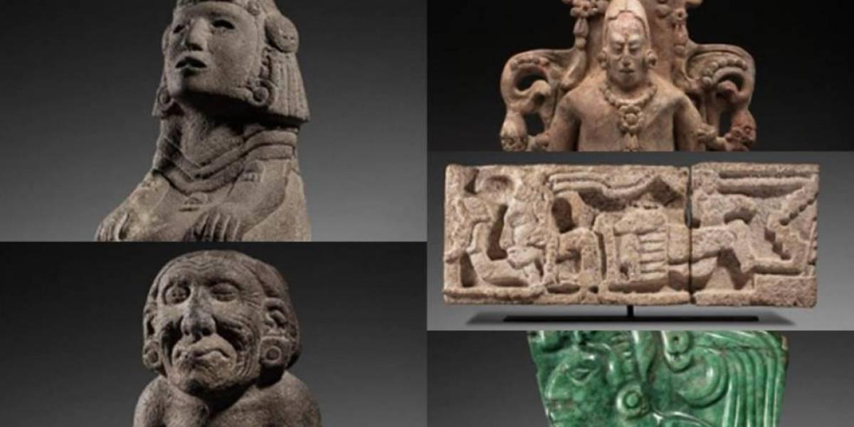 Gobierno investiga si ocho piezas subastadas en Francia son patrimonio colombiano