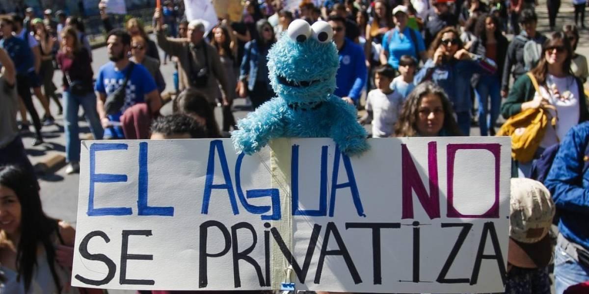 Greta Thunberg destacó manifestación en Chile contra el cambio climático: te dejamos las mejores imágenes de la jornada que se vivió en todo el mundo