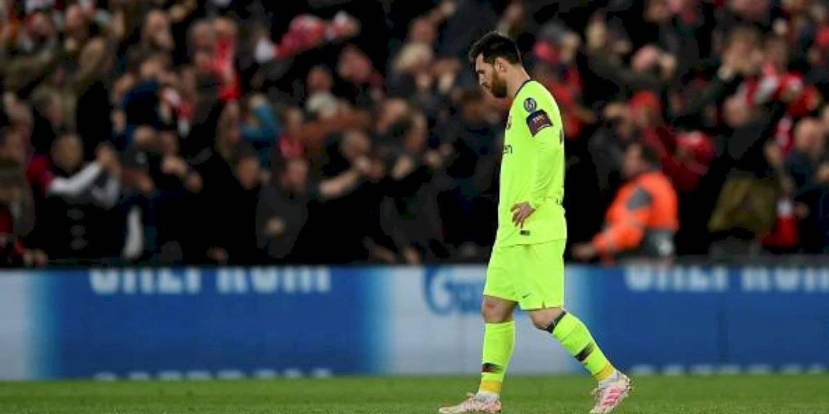 ¡Racha negativa! Barcelona no gana de visita desde abril