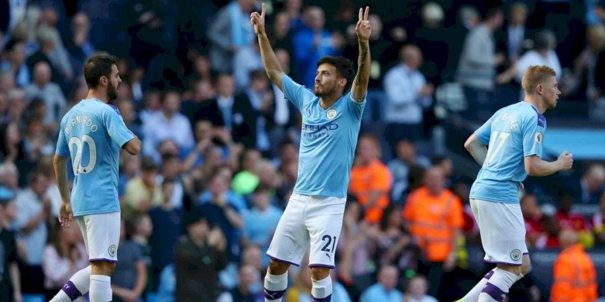 Manchester City está intratable y trituró con goleada histórica al Watford en la Premier League
