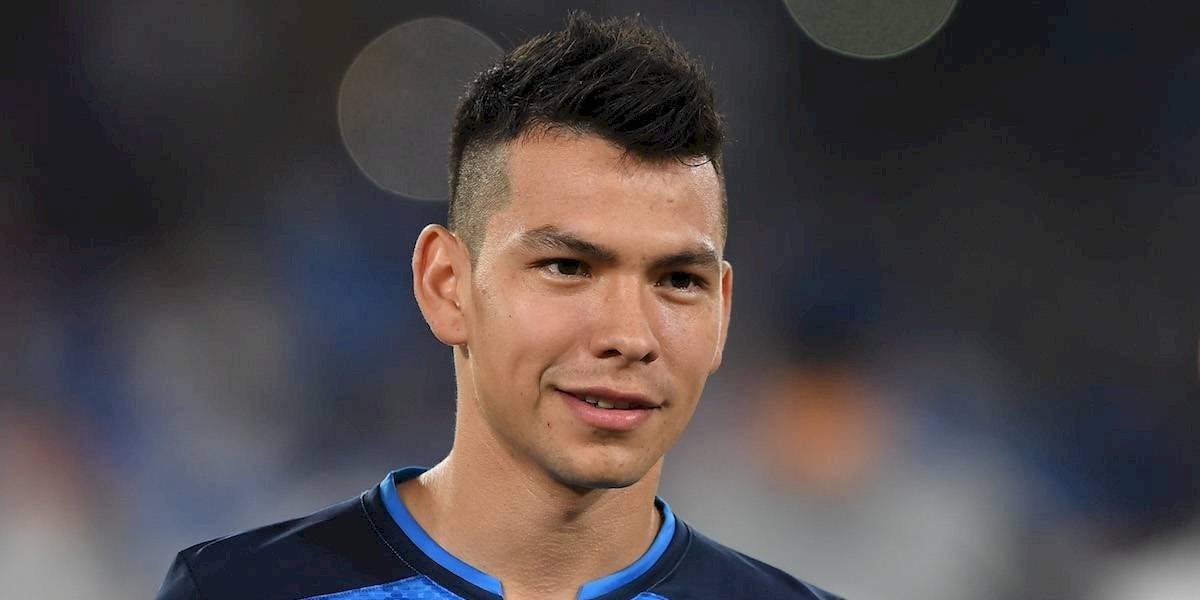 El 'Chucky' Lozano revela la razón por la que eligió fichar por el Napoli