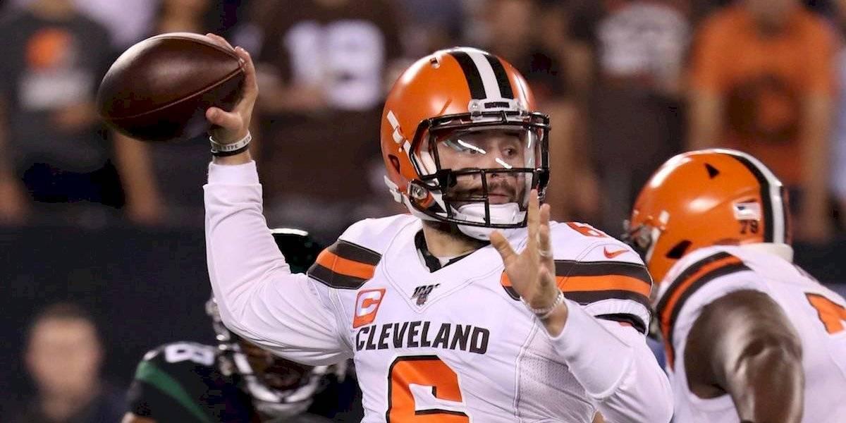 Baker Mayfield confía en romper sequía de 17 años sin playoffs con los Browns