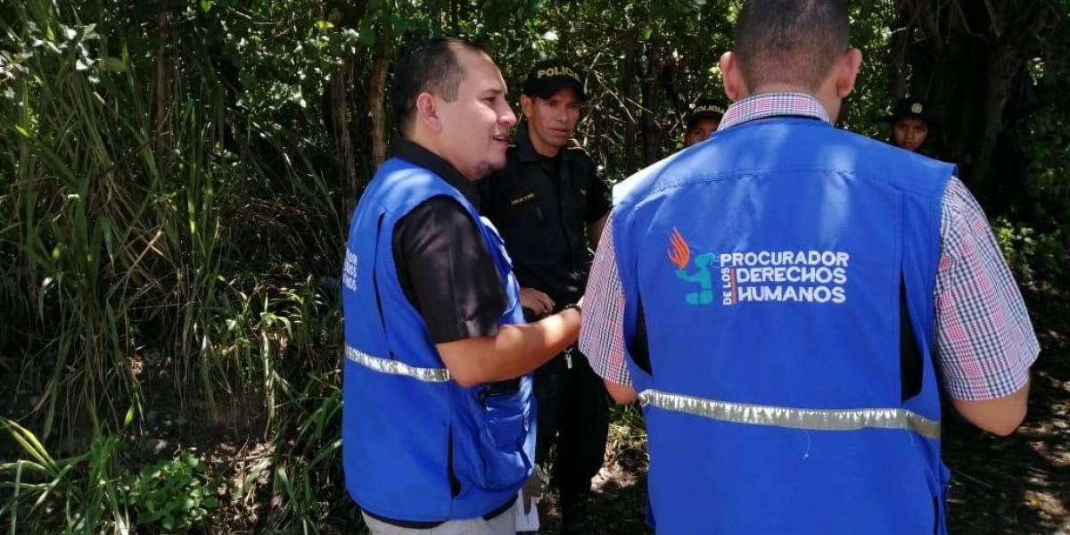 Agentes de la PNC en El Progreso no reciben agua potable
