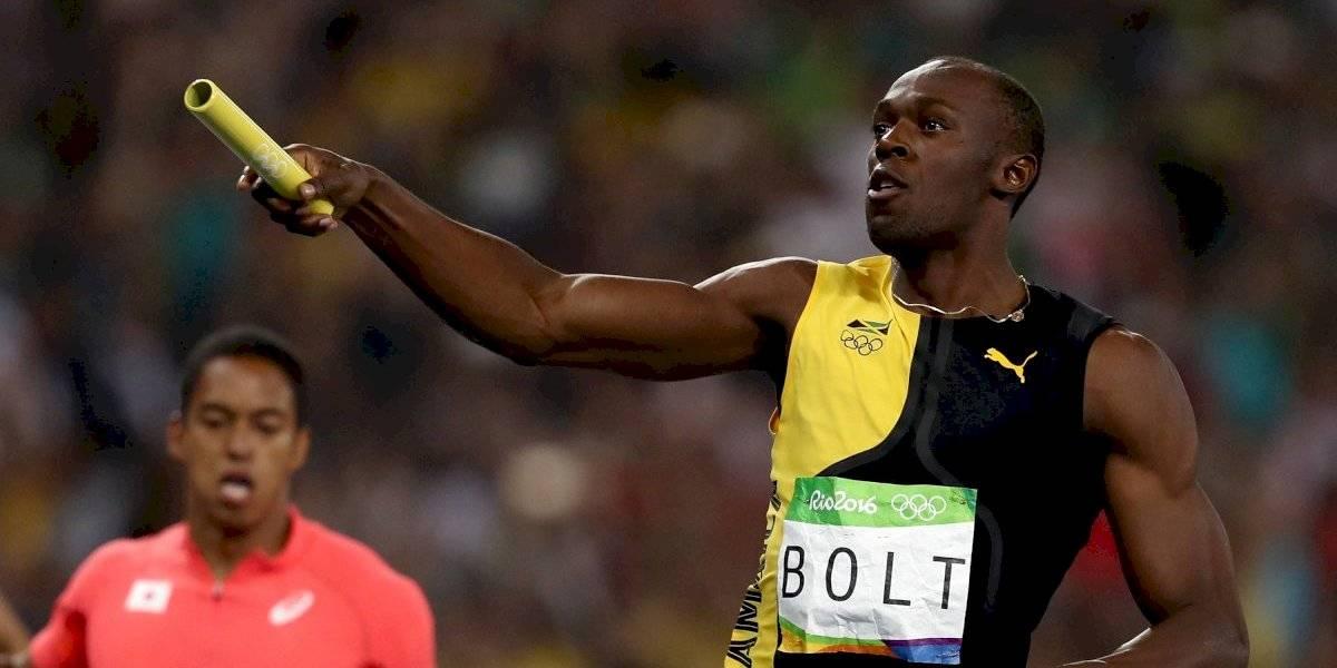 Usain Bolt correría en los relevos de los 400 metros junto a Cristiano, Mbappé y Bale