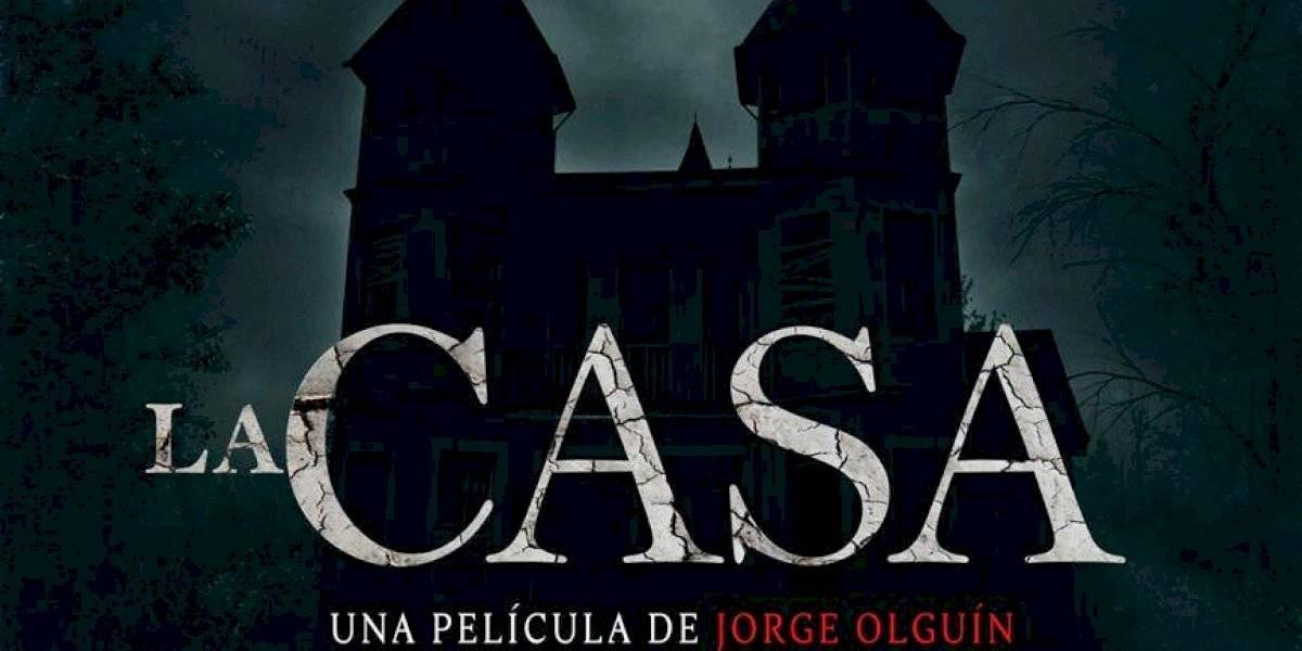 """""""La casa"""": la nueva entrega del director nacional Jorge Olguín"""