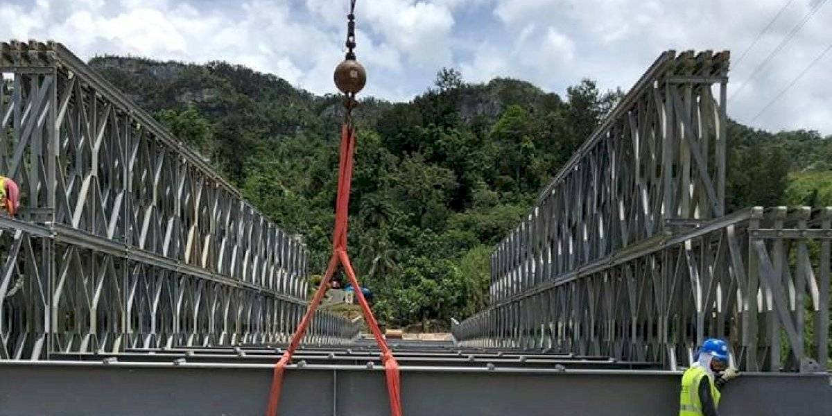 Demolerán puente en Yauco afectado por los temblores