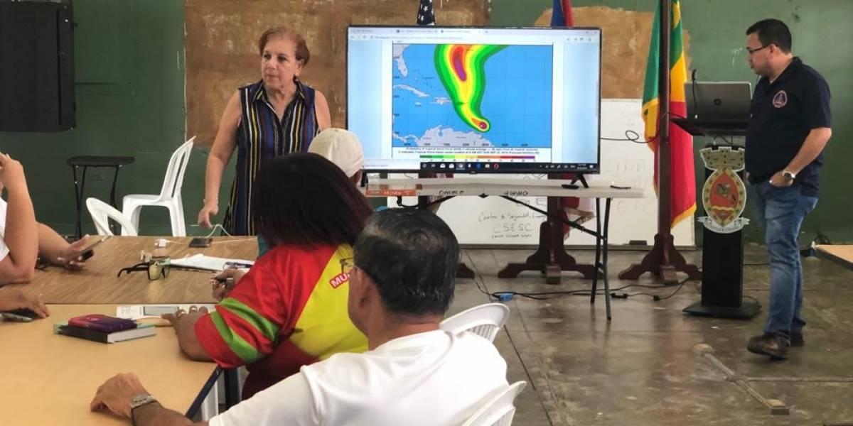 Municipio de Loíza activa el COE ante paso de tormenta Karen