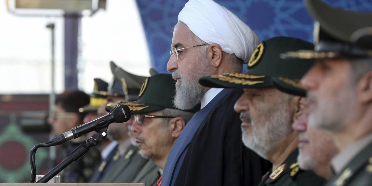 """""""Las fuerzas extranjeras pueden crear problemas"""": Irán llama a los países de la región a unirse por la seguridad del Golfo Pérsico"""