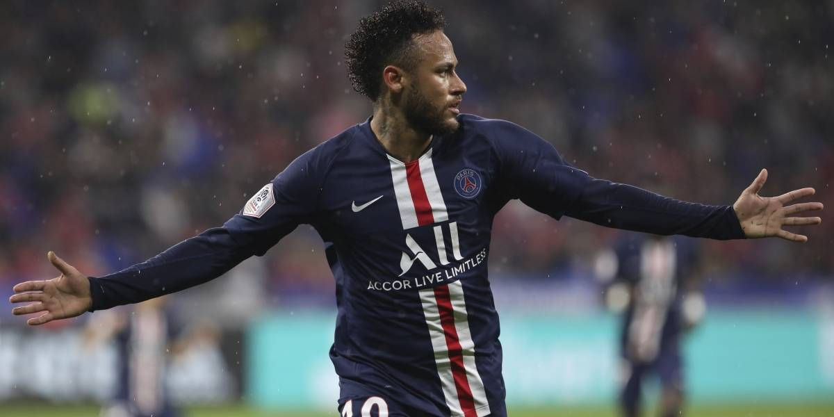 Neymar le regala nuevo triunfo al Paris Saint-Germain en la Ligue 1