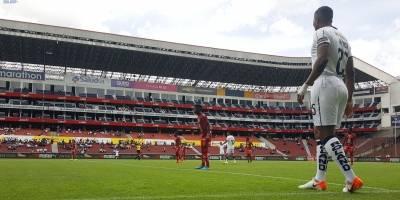 Liga de Quito vs Mushuc Runa: El 'Rey de Copas' goleó con el 'póker' del 'negro' Aguirre