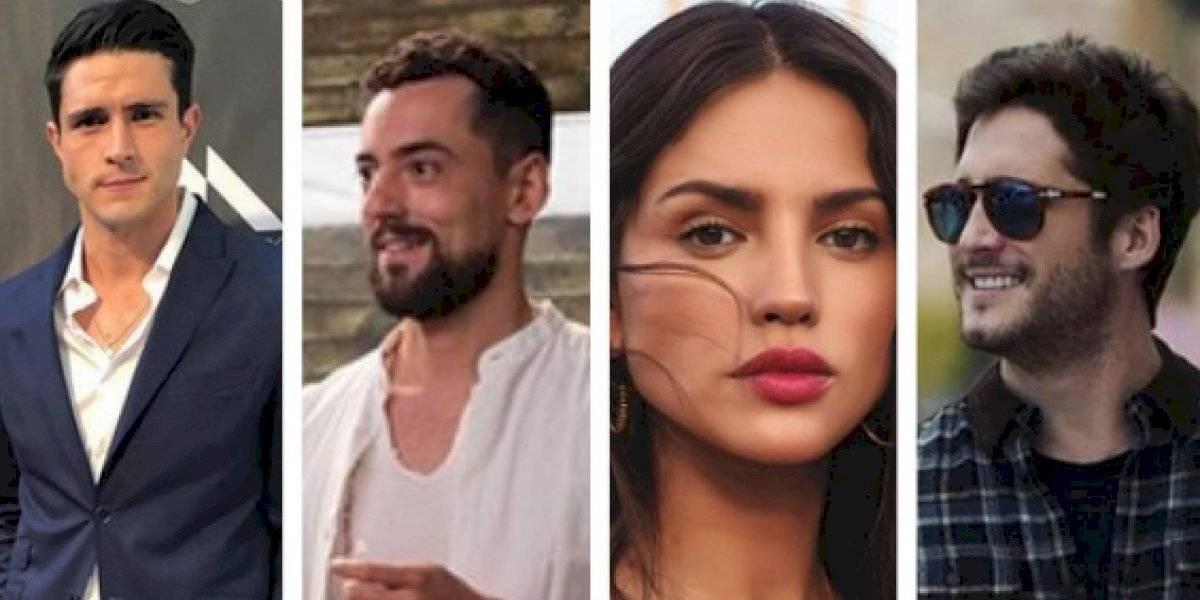 Mexicanos que marcan una nueva generación en Hollywood