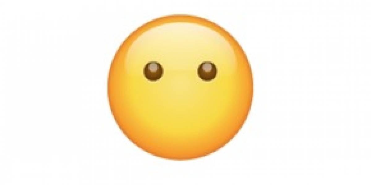 Este es el triste significado del Emoji 'sin boca'