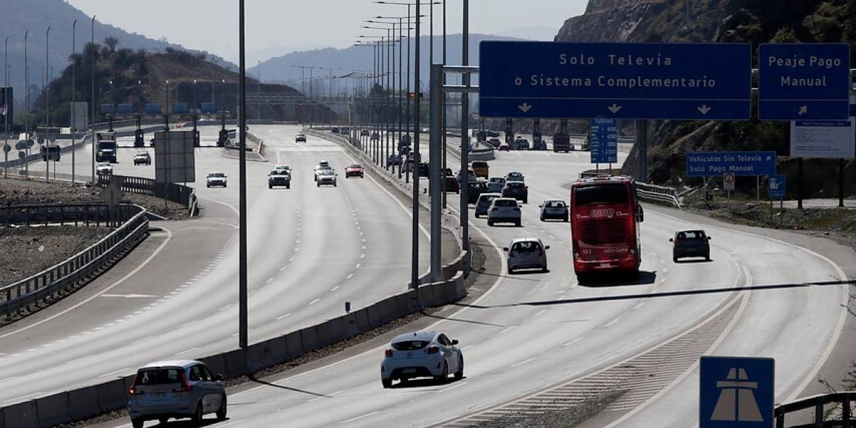 Operación retorno: completa normalidad en carreteras en la vuelta a Santiago