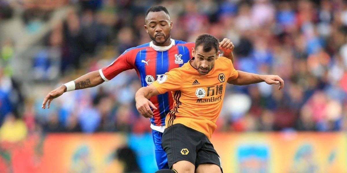 Wolverhampton se olvida de ganar; empata contra Crystal Palace