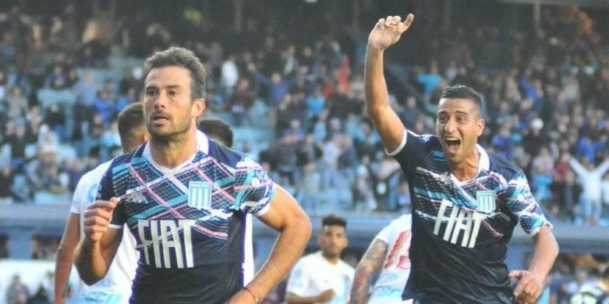Con Arias y Mena, pero sin Díaz, Racing derrotó a Arsenal y logró su tercer triunfo al hilo