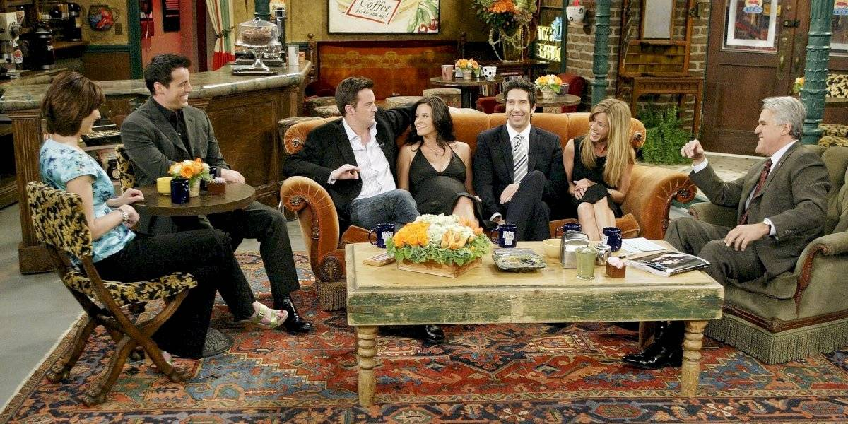 ¿Cuánto ganan protagonistas de 'Friends' por retransmisión?