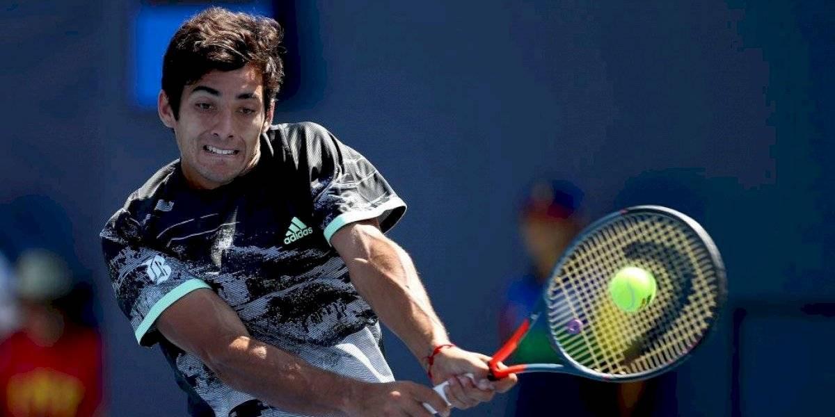 Cristian Garin ya tiene horario y cancha para su debut en el ATP de Chengdu en China