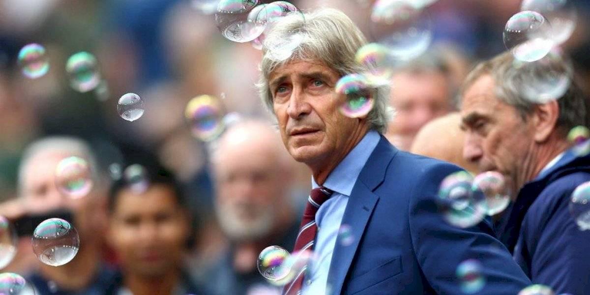 Manuel Pellegrini entró en la historia tras el triunfazo de West Ham ante Manchester United