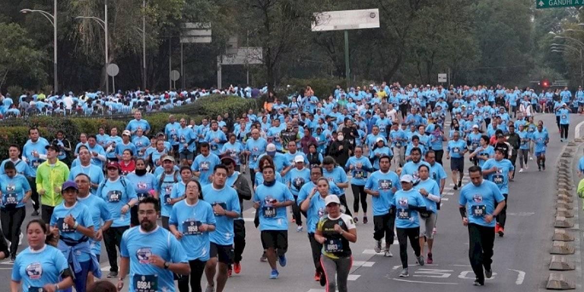 Global Energy Race reúne 38 mil corredores en México