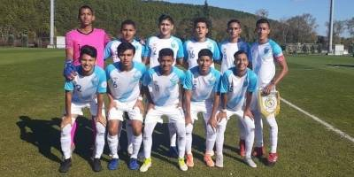Guatemala cayó ante Senegal en el UEFA Assit International Turquía 2019