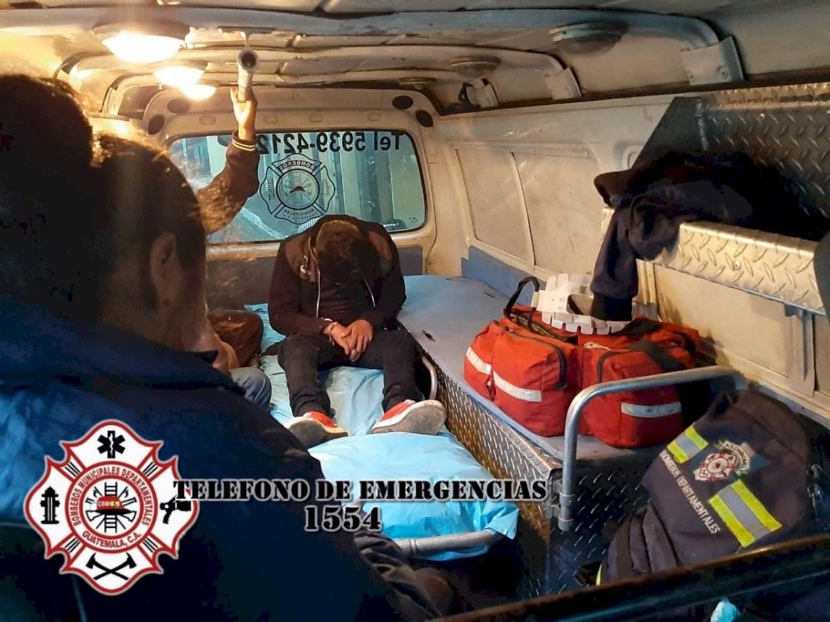 Heridos Antigua Guatemala