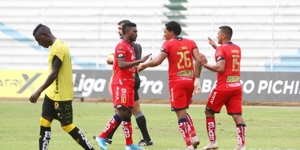 El Nacional tendrá que definir su cupo a la Sudamericana con el campeón de la Serie B
