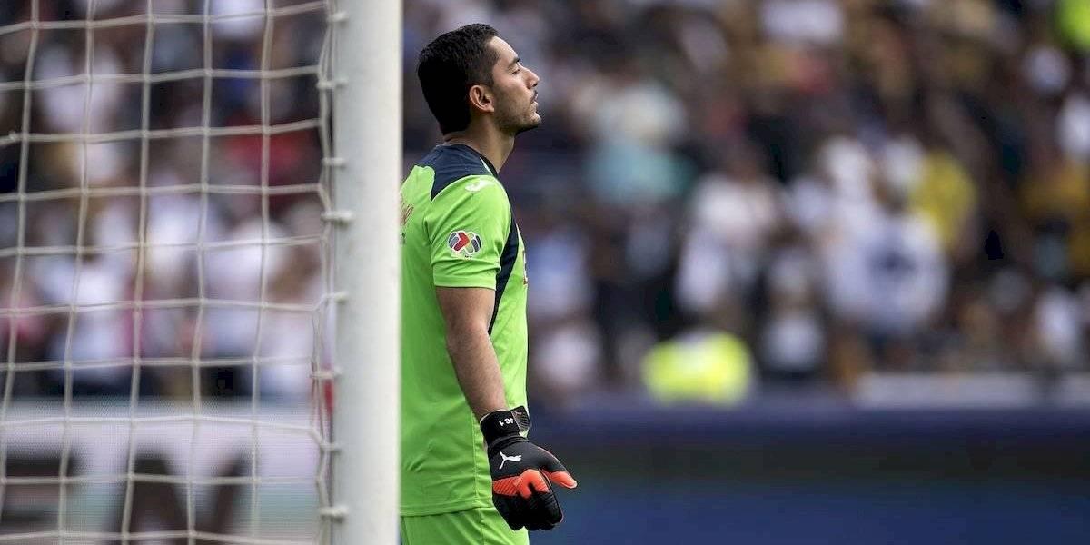VIDEO: El error de Corona que le costó el empate a Cruz Azul ante Pumas