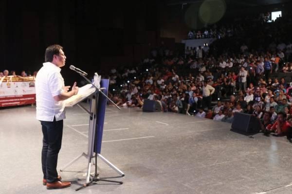 Primer Informe de los diputados federales de Morena por Guerrero