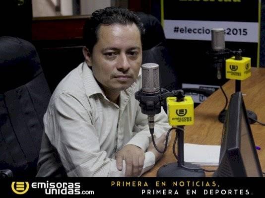 Marvin Flores, Acción Ciudadana