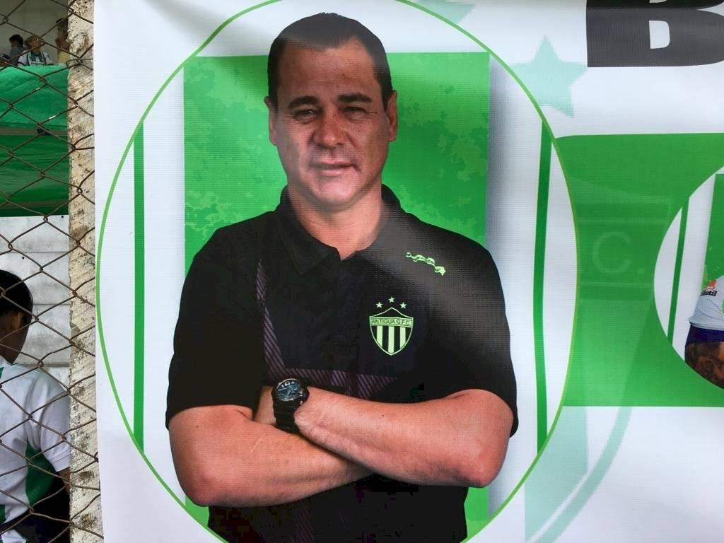 Foto Omar Solís | Mauricio Tapia fue el técnico que le dio tres copas a Antigua GFC