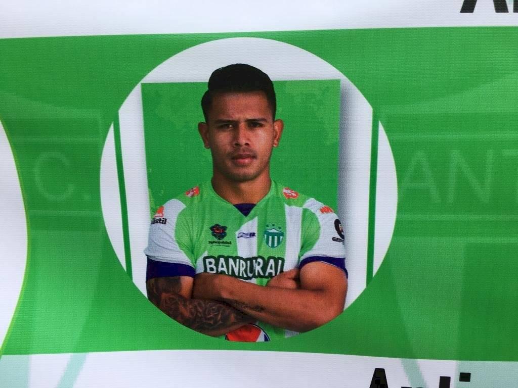 Foto Omar Solís | Alejandro Galindo es otro de los jugadores excoloniales que ahora juegan para Comunicaciones.