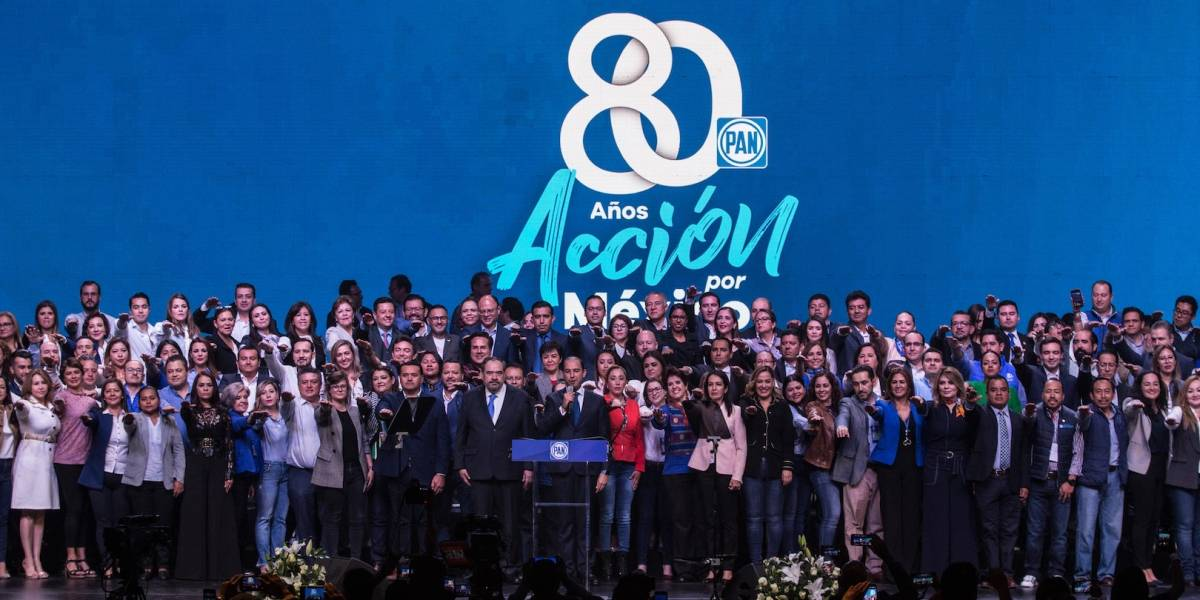 PAN, 80 años de Acción por México