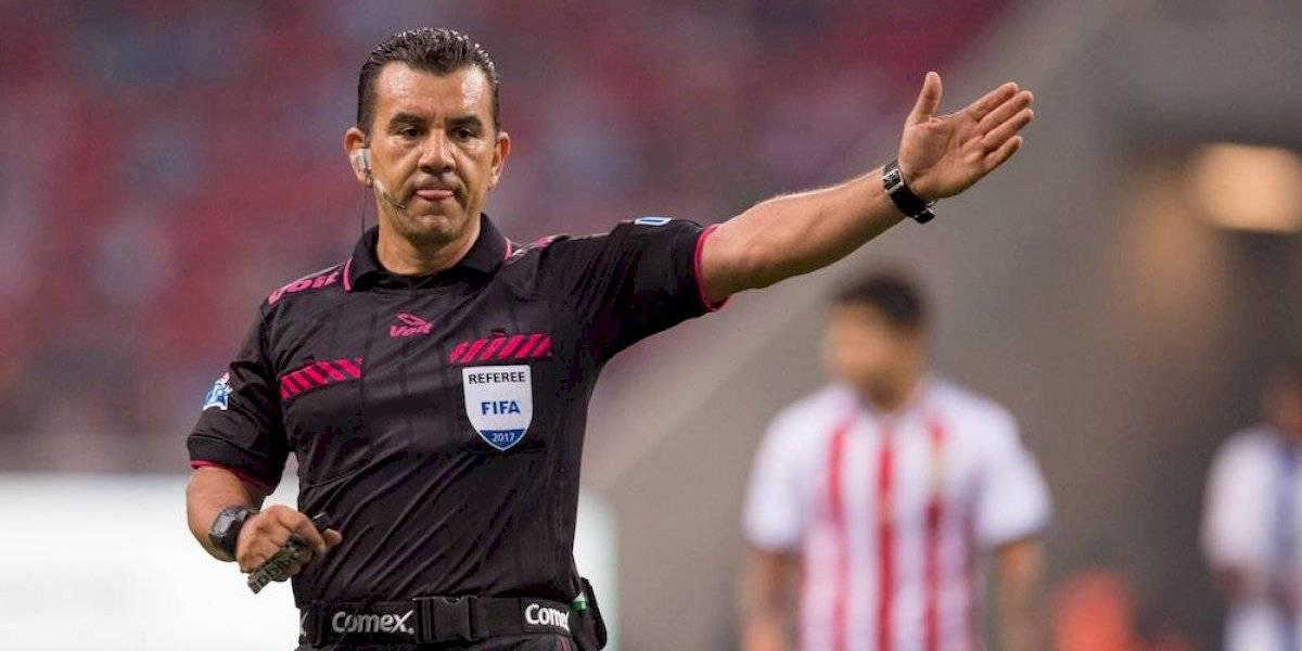 No es malo que un árbitro reconozca que se equivoca: Paul Delgadillo