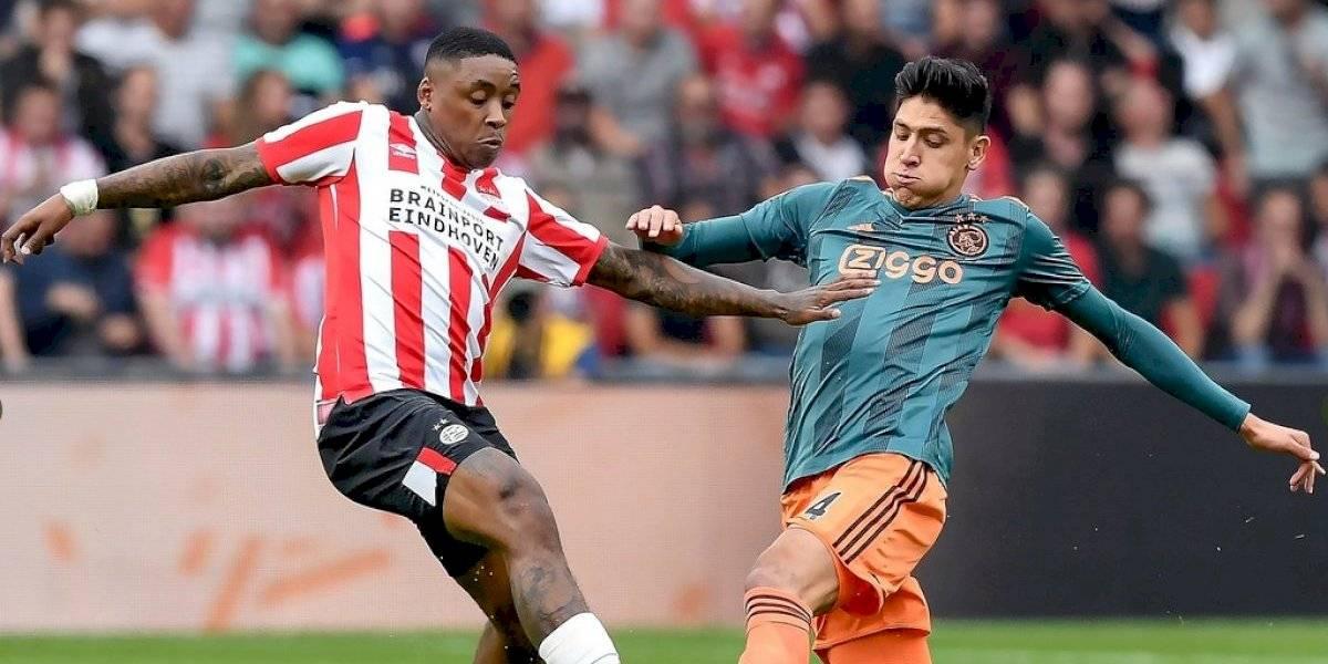 PSV y Ajax dividen puntos en el Clásico de Holanda