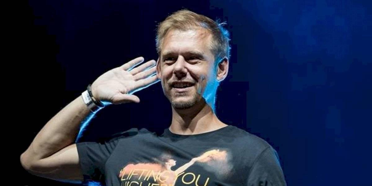 Armin van Buuren impacta a la CDMX con 'A State of Trance'