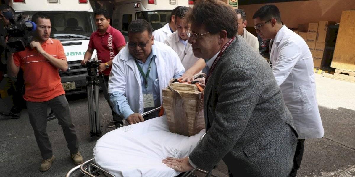 En México, 22 mil personas esperan una donación de órganos