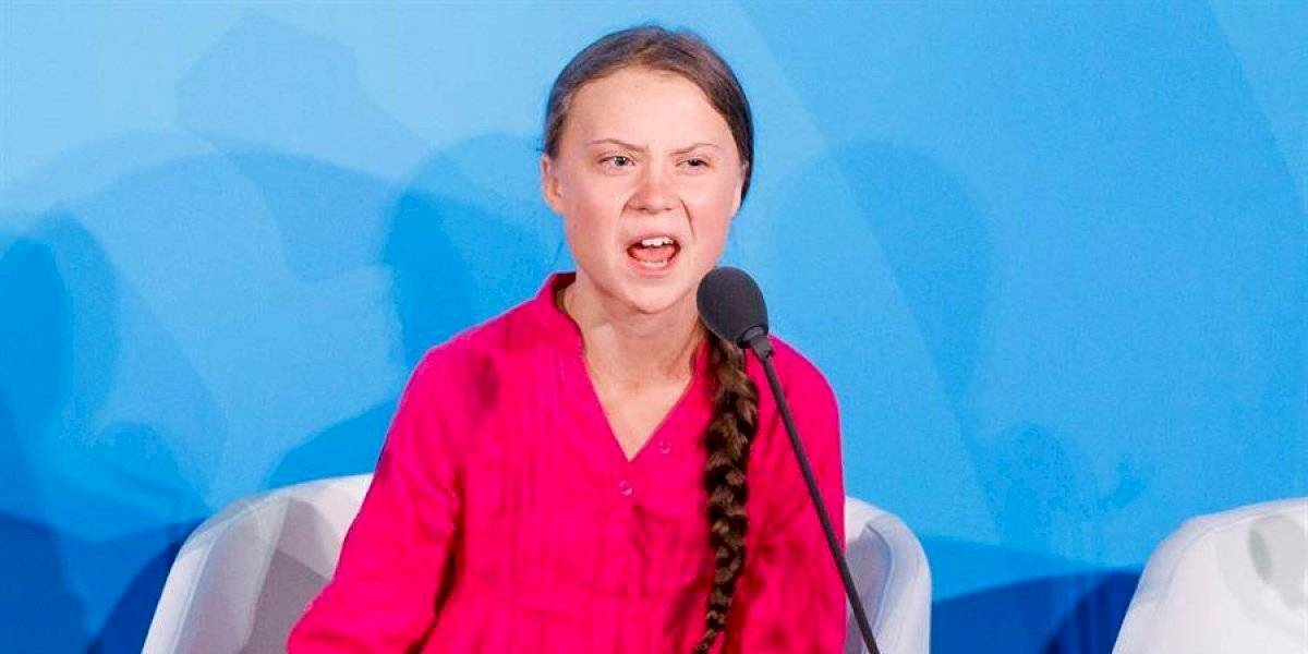 """""""El cambio viene, les guste o no"""": Greta Thunberg a líderes mundiales"""