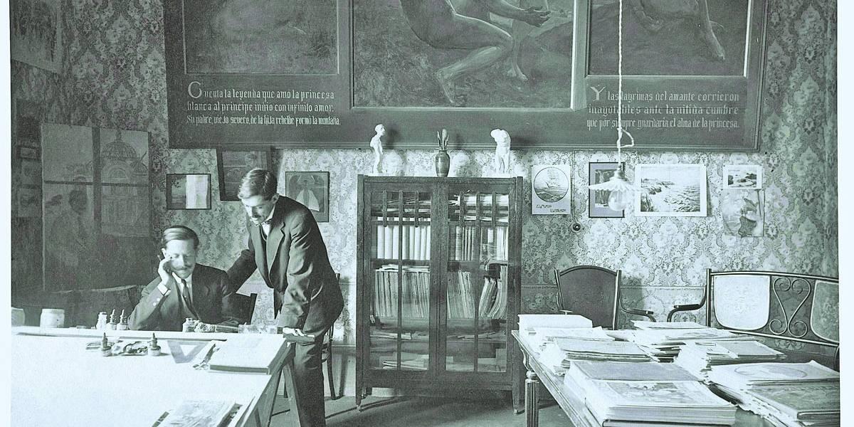 Saturnino Herrán, el muralista de la identidad mexicana