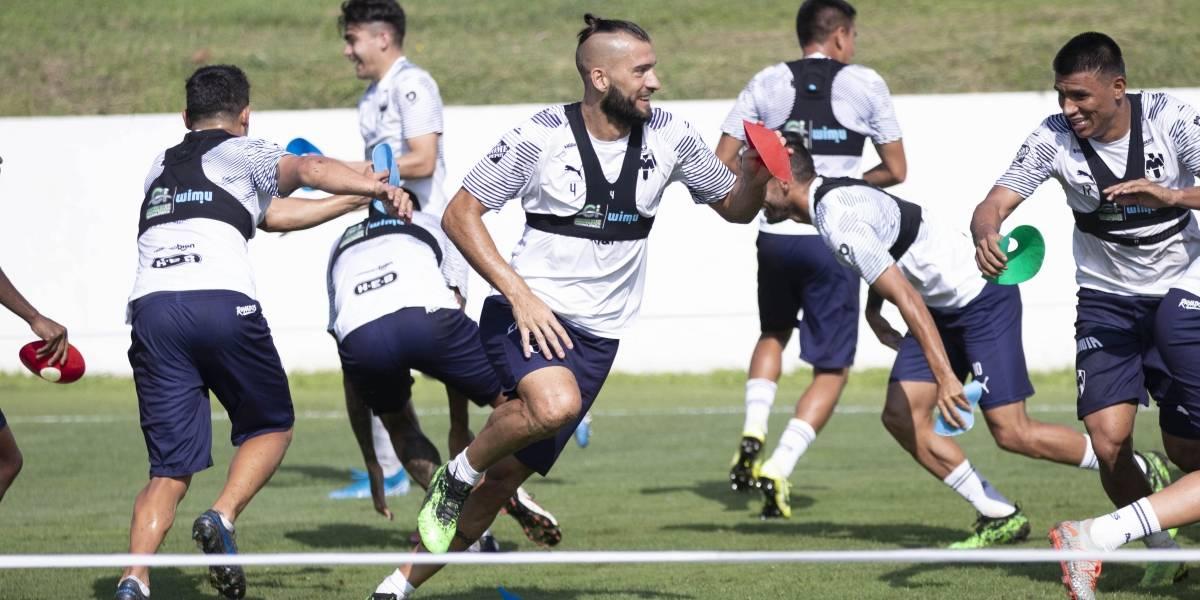 Dosificará Diego Alonso jugadores para el Clásico regio